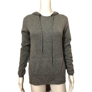 Babaton Gray Cashmere Blend Top